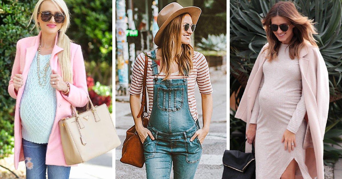 15 Outfits que puedes usar los 9 meses que dure tu embarazo