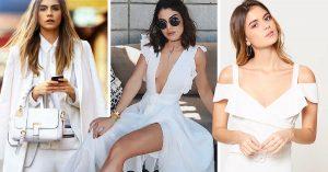 Lee más sobre el artículo Descubre qué outfit en blanco usar según tu estilo
