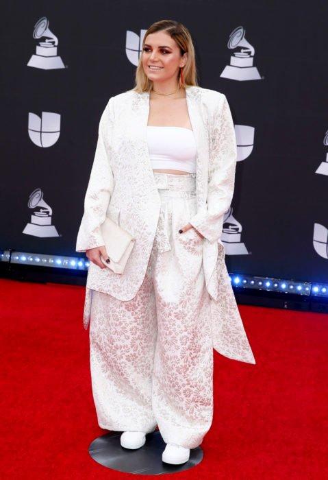 Los peores looks de los Latin Grammys 2019; Fer Casillas