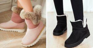 Nuevas botas Ugg afelpadas para darle un 'knockout' al frío