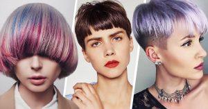 Vuelven a la escena de la moda cortes de pelo estilo 'bowl'