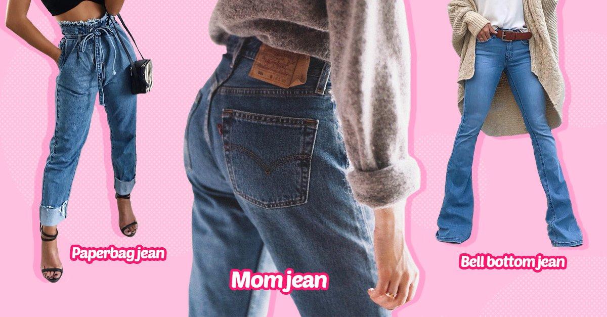 10 Estilos básicos de jeans que necesitas en tu armario