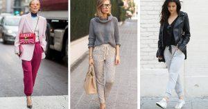 15 estilos de pants que se convertirán en tu nueva opción b