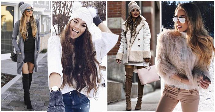 37 Outfits de Moda para el Invierno (2020)