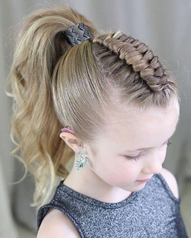 Clásico y sencillo peinados de niña trenzas Colección De Cortes De Pelo Consejos - 31 Encantadores Peinados para Niña que tu hija deseará ...