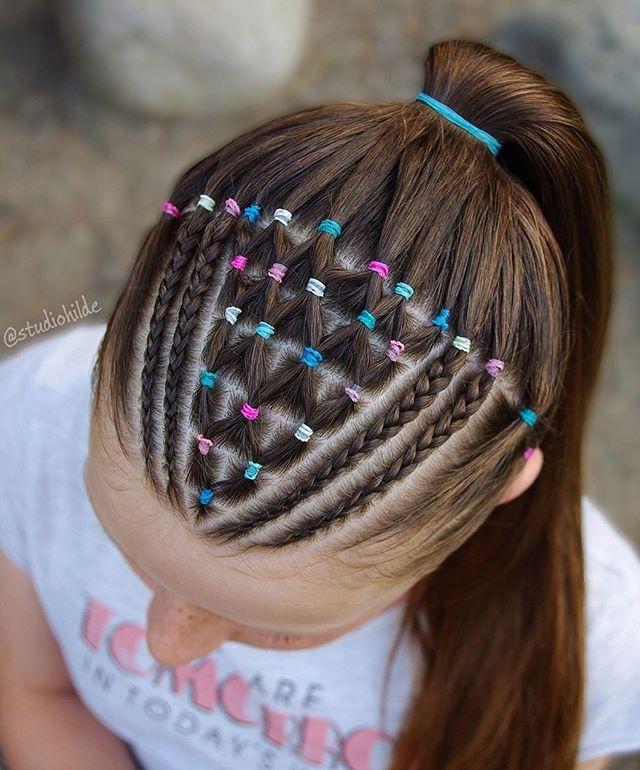 Más notable peinados de niña Galeria De Cortes De Cabello Estilo - 31 Encantadores Peinados para Niña que tu hija deseará ...