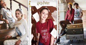 Optima lanza una colección inspirada en Harry Potter