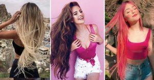Tips para las Chicas que Desean Crecer su Cabello hasta la Cintura