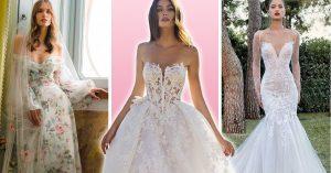 Vestidos de novia que se pondrán en tendencia en el 2020