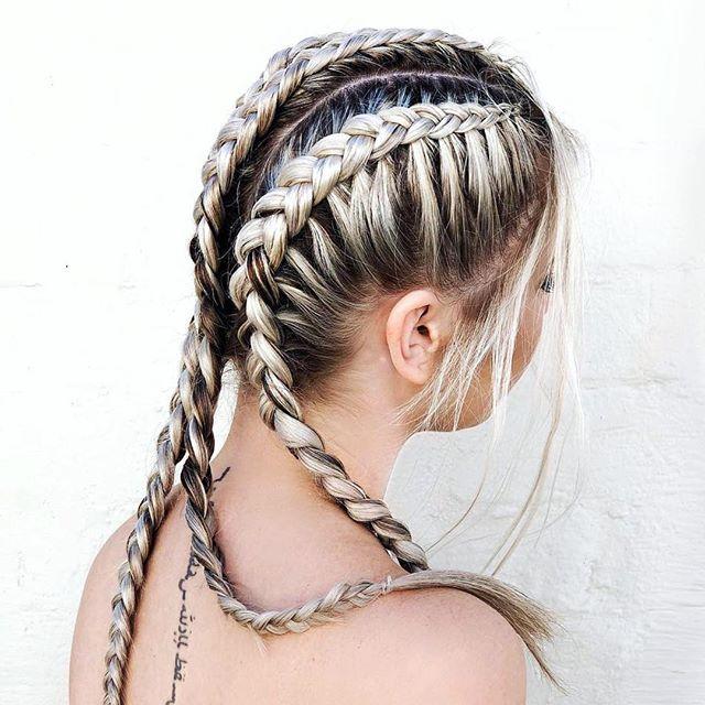 En una tendencia ascendente peinados de chicas Imagen De Cortes De Pelo Tendencias - Peinados para Chicas con Cabello Medio 2018 (Tutoriales ...