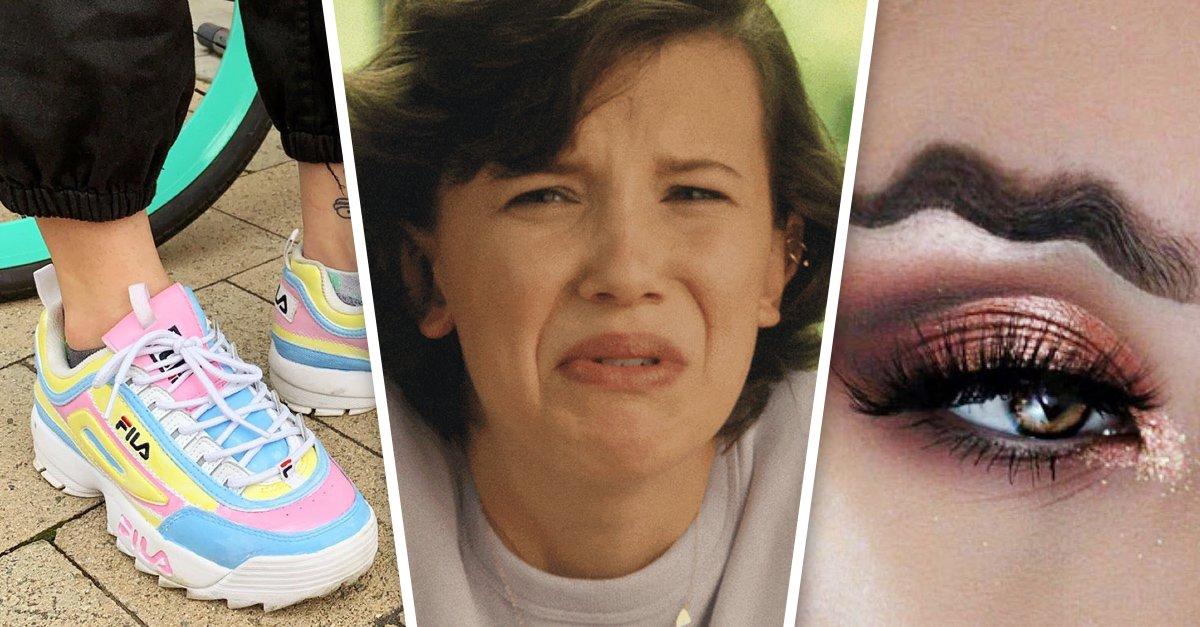 15 Modas de las que nos vamos arrepentir en unos cautos años