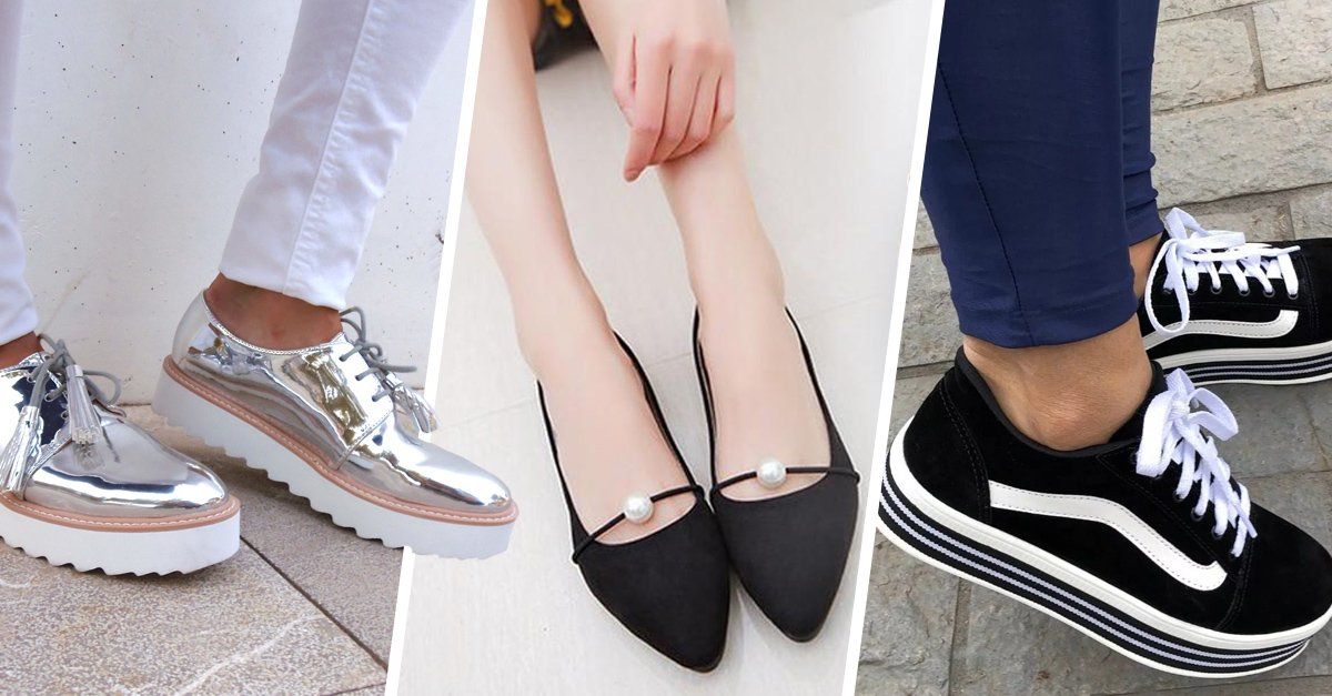 11 Zapatos cómodos y perfectos para los outfits de oficina