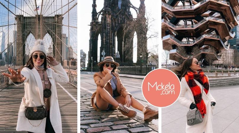 20 ideas de poses de fotografía para tus viajes e inmortalizar en Instagram