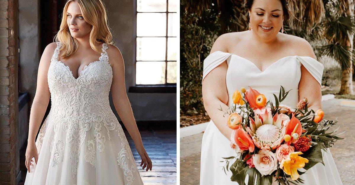 7 Tendencias en vestidos de novia que seguro te fascinarán