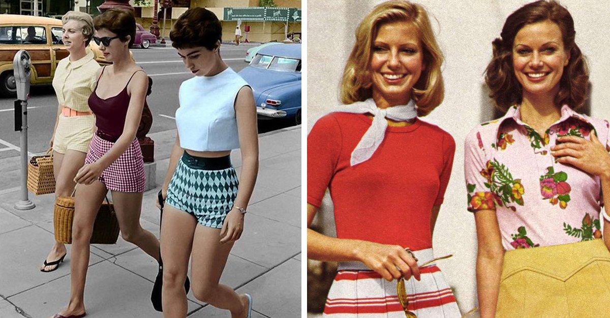 Razones por las que la moda retro de los 70 debería regresar