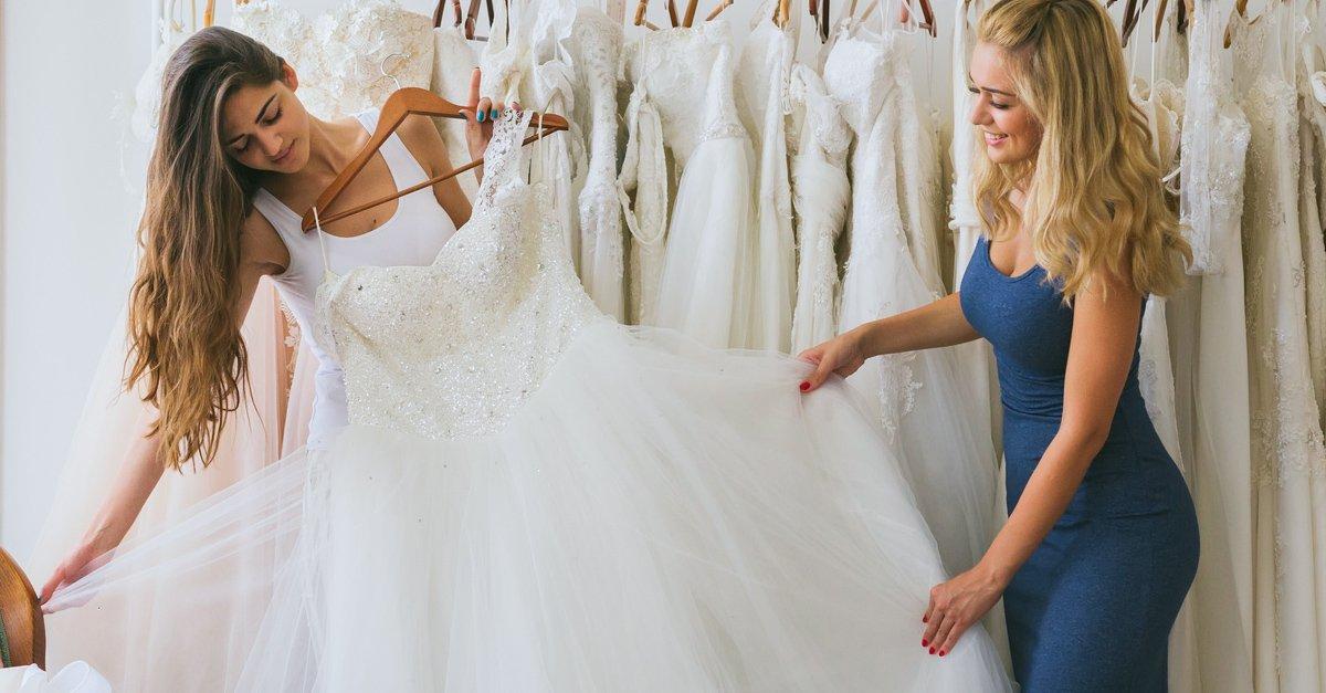 8 Errores que no debes cometer al elegir tu vestido de novia