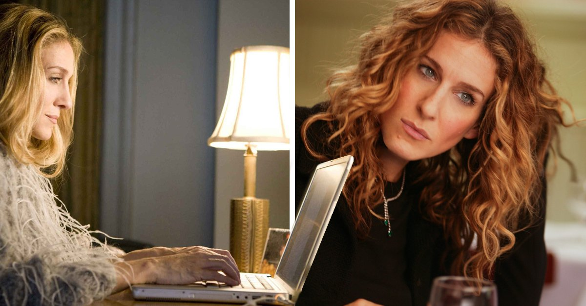 Claves de estilo para home office según Carrie Bradshaw