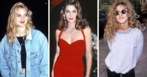 18 Diferentes estilos de los 90 que todas usaríamos hoy