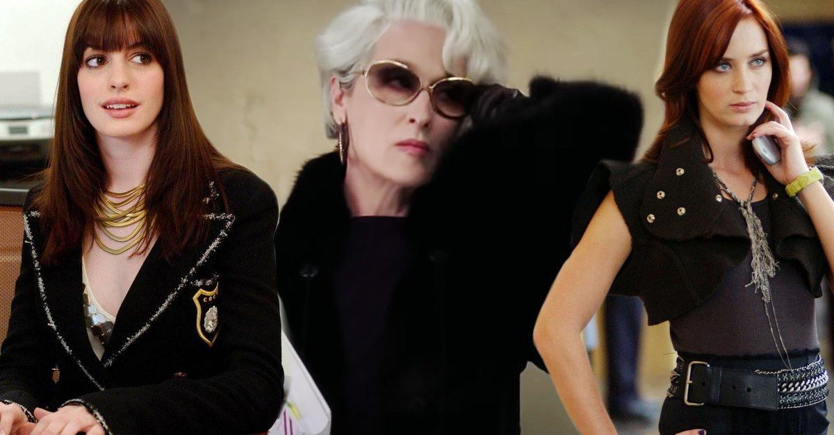 Mejores looks que aparecieron en 'El diablo viste a la moda'
