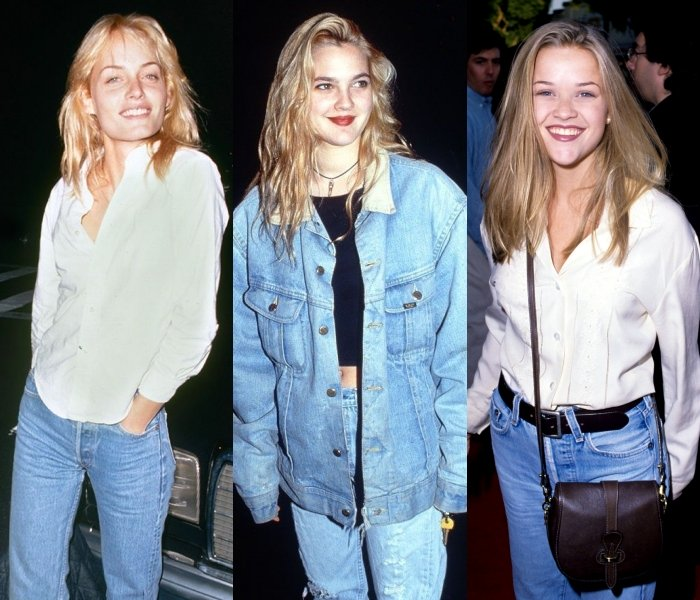 drew barrymore, reese witherspoon