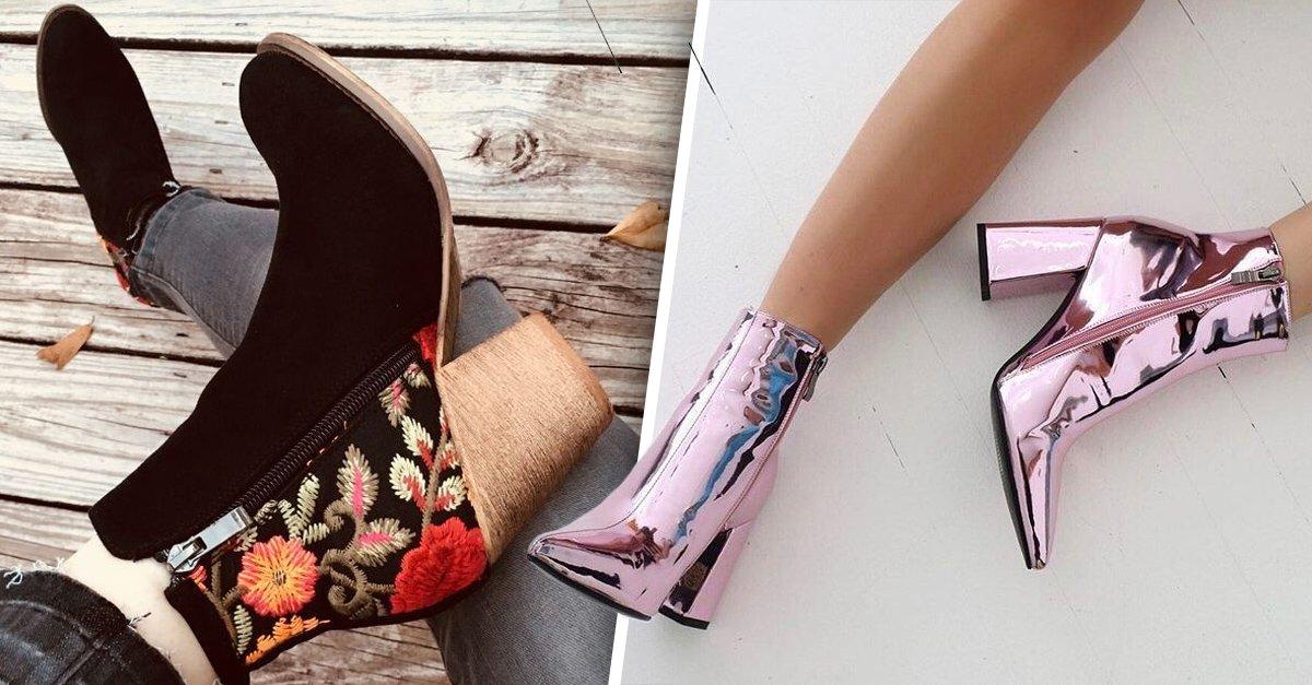 15 Zapatos de tacón ancho supercómodos y con estilo