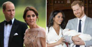 Kate Middleton contó que no conoce a su nueva sobrina Lilibet. El príncipe Harry aún no la presenta