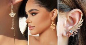 15 Estilos de aretes hermosos que tus orejas van a reclamar