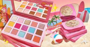 Lee más sobre el artículo Barbie Malibú y ColourPop se unen para línea de maquillaje