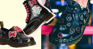 Lee más sobre el artículo Dr. Martens se une a Hello Kitty con adorable colección