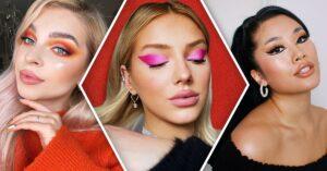 16 Looks de maquillaje atrevidos y románticos para una cita