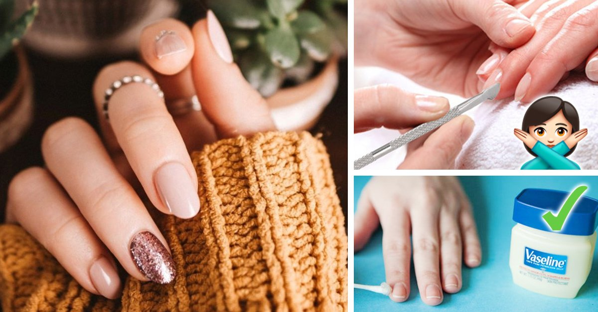 Cómo fortalecer tus uñas después de retirar el gelish