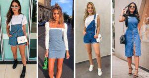 Lee más sobre el artículo 15 Looks con overoles cortos que te obsesionarán mucho