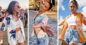 Lee más sobre el artículo Looks para verte hermosa con la camisa que te regaló tu tía