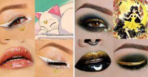 Lee más sobre el artículo 30 Maquillajes inspirados en personajes de caricaturas