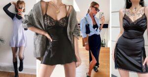 Lee más sobre el artículo Maneras de usar un camisón como vestido sexi esta temporada