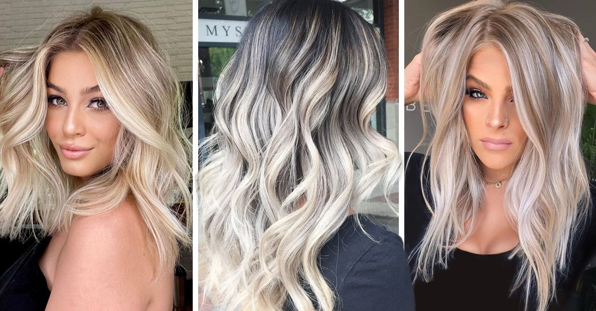 En este momento estás viendo Mechas platinadas, el 'trendy' para un cabello como el sol