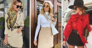 Lee más sobre el artículo 15 Looks con detalles vintages para lucir hermosa