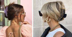 Lee más sobre el artículo 18 Maneras de usar pinzas para el cabello y verte noventera