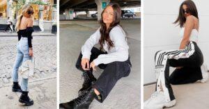 Lee más sobre el artículo Outfits de estilo urbano deportivo para romperla en el gym