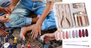 Productos que debes tener para hacerte una manicura en casa