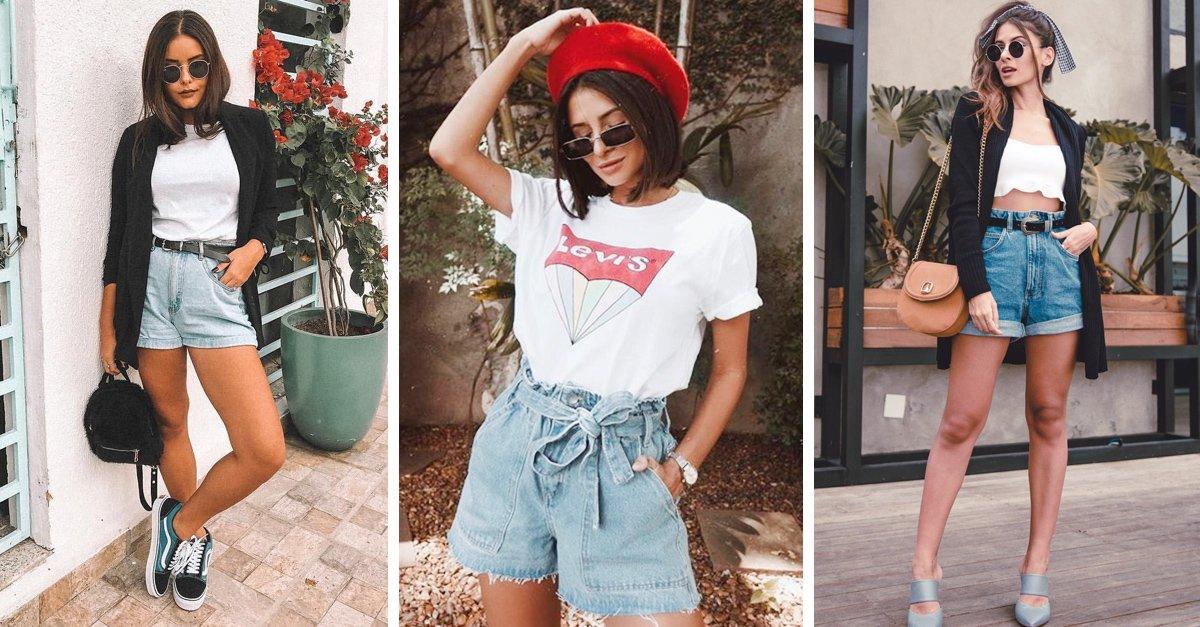 En este momento estás viendo 13 Ideas para llevar shorts y verte como una chica Tumblr