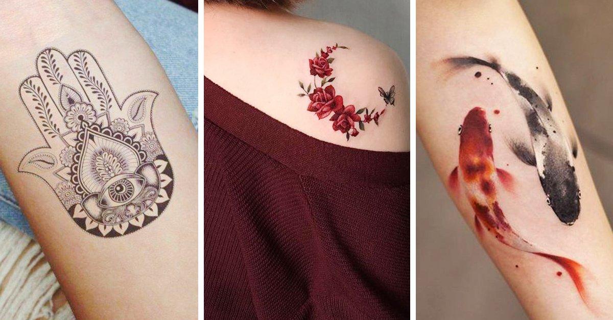 En este momento estás viendo 15 Tatuajes que representan mucho para quienes lo portan