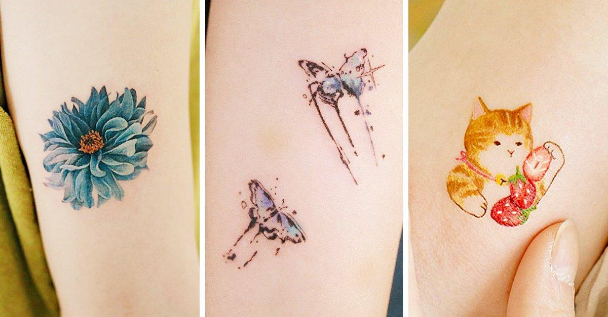 En este momento estás viendo Tatuajes simples y lindos para hacerte con tu mejor amiga
