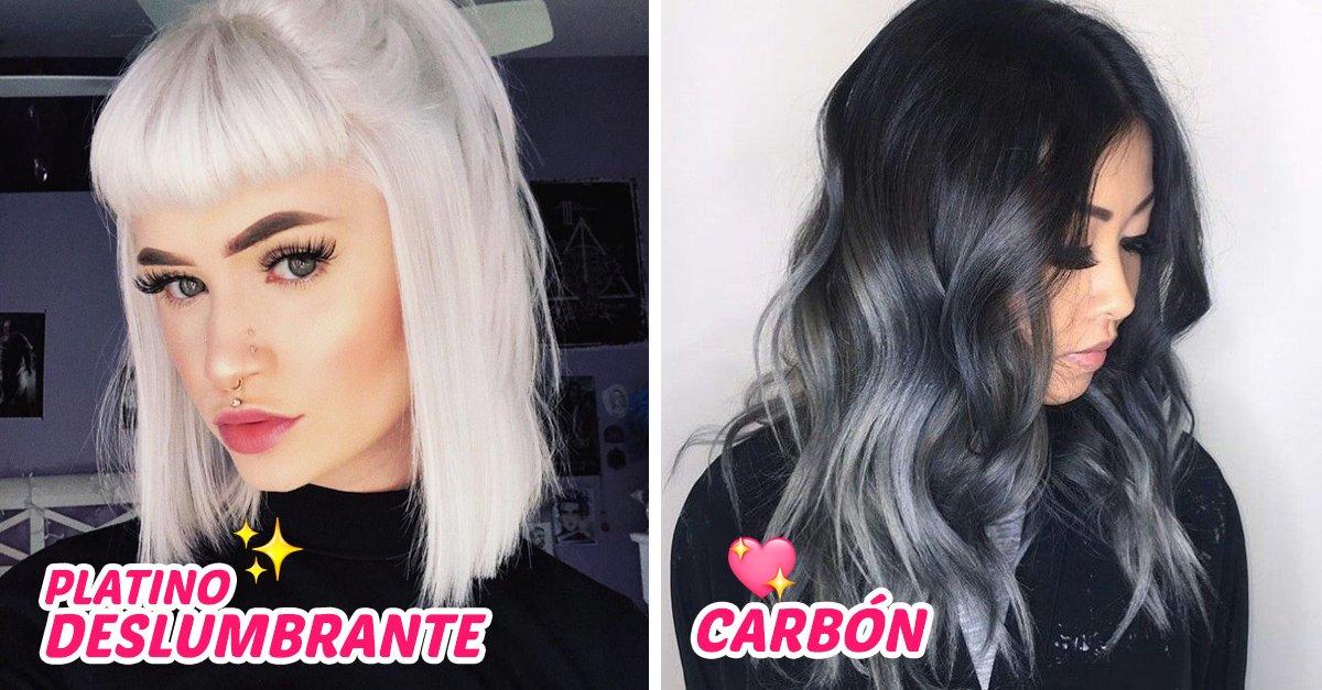 7 Técnicas para llevar un toque platinado en tu cabellera