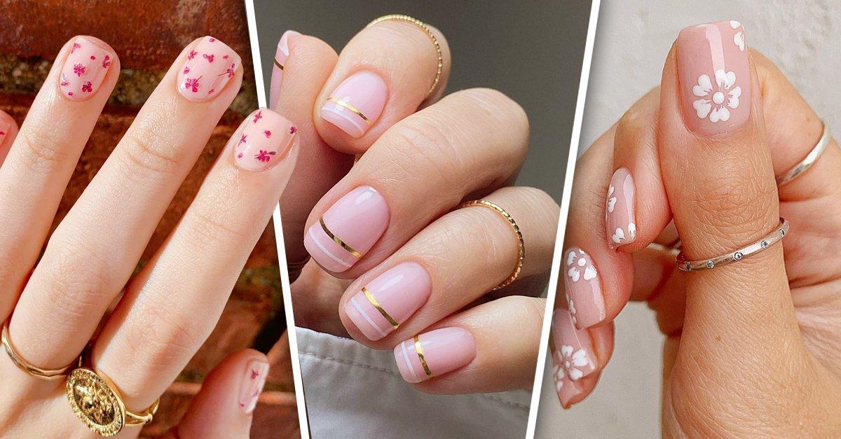 En este momento estás viendo Diseños de uñas naturales para las amantes de lo clásico