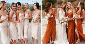 Lee más sobre el artículo Vestidos para dama de honor que sí les van a gustar