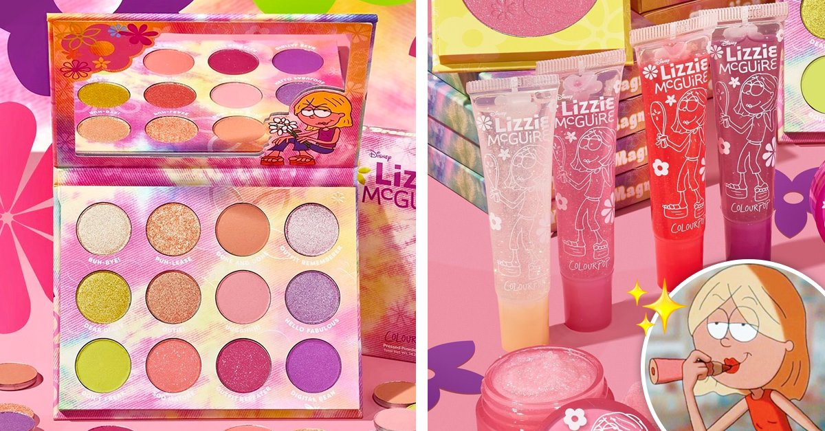 Colourpop crea nueva colección inspirada en Lizzie McGuire