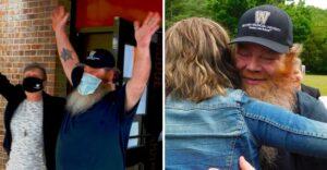 Hombre inocente quedó en libertad tras 32 años en prisión. Lo detuvieron por un crimen que no cometió