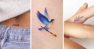 Lee más sobre el artículo 15 Ideas para tatuajes secretos que solamente tú podrás ver