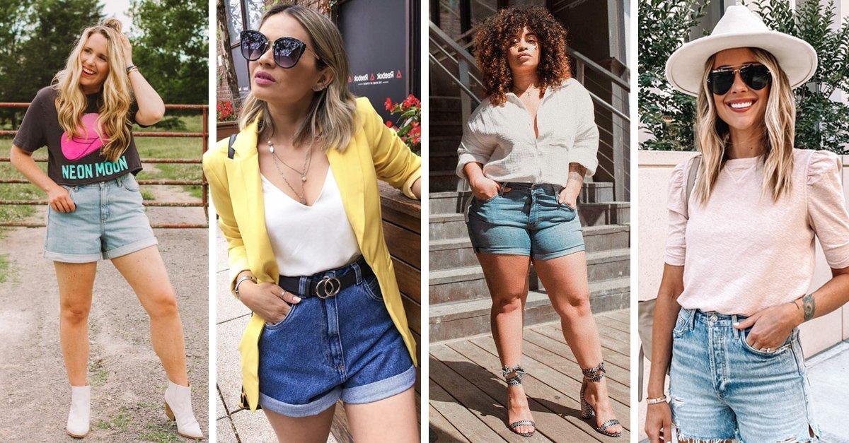 En este momento estás viendo 15 Ideas para usar unos lindos 'mom shorts' en primavera